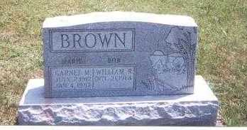 BROWN, GARNET MARIE - Athens County, Ohio | GARNET MARIE BROWN - Ohio Gravestone Photos