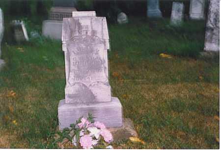 BURSON, LULU - Athens County, Ohio   LULU BURSON - Ohio Gravestone Photos