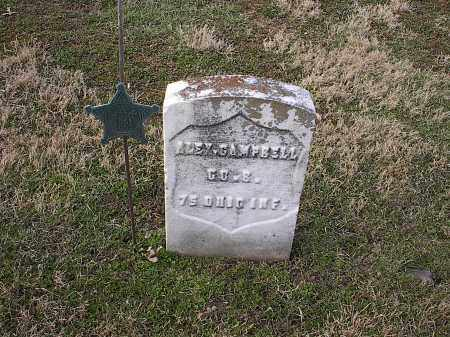 CAMPBELL, ALEXANDER - Athens County, Ohio | ALEXANDER CAMPBELL - Ohio Gravestone Photos