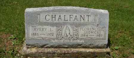 CHALFANT, AVERY LAURENCE - Athens County, Ohio | AVERY LAURENCE CHALFANT - Ohio Gravestone Photos