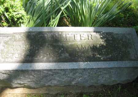 CLUTTER, AMANDA G. - Athens County, Ohio | AMANDA G. CLUTTER - Ohio Gravestone Photos