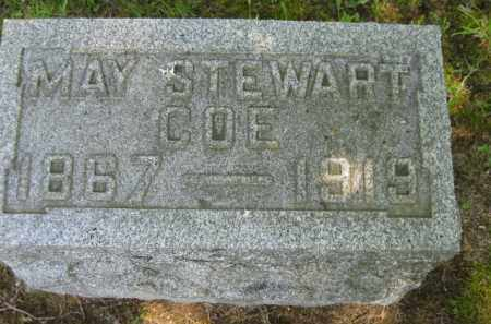 COE, MAY - Athens County, Ohio | MAY COE - Ohio Gravestone Photos