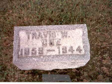 COE, TRAVIS W. - Athens County, Ohio | TRAVIS W. COE - Ohio Gravestone Photos