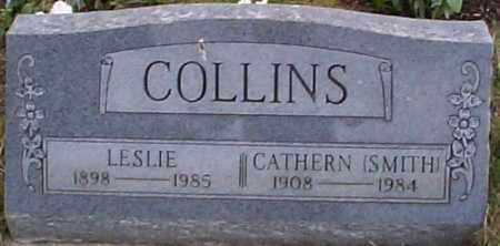 COLLINS, LESLIE - Athens County, Ohio | LESLIE COLLINS - Ohio Gravestone Photos