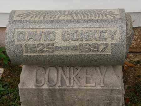 CONKEY, DAVID - Athens County, Ohio | DAVID CONKEY - Ohio Gravestone Photos
