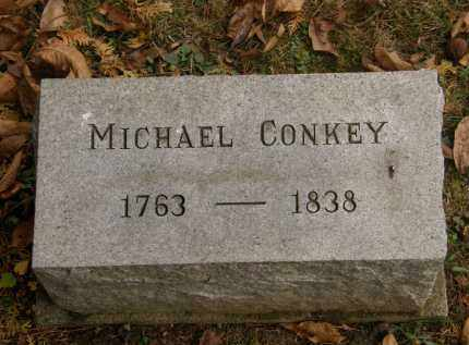CONKEY, MICHAEL - Athens County, Ohio | MICHAEL CONKEY - Ohio Gravestone Photos
