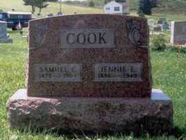 COOK, SAMUEL C. - Athens County, Ohio | SAMUEL C. COOK - Ohio Gravestone Photos