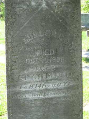 COOPER, DAVID MILLER - Athens County, Ohio | DAVID MILLER COOPER - Ohio Gravestone Photos