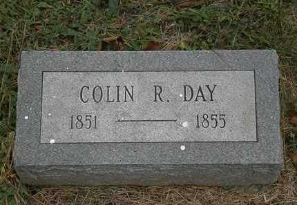 DAY, COLIN R. - Athens County, Ohio | COLIN R. DAY - Ohio Gravestone Photos