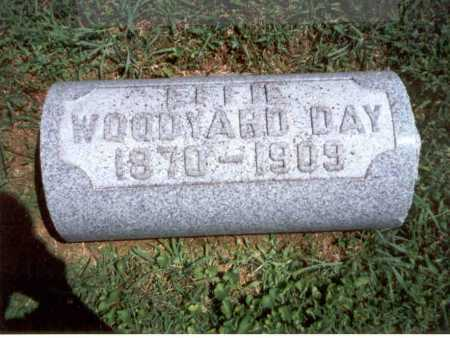 WOODYARD DAY, EFFIE - Athens County, Ohio | EFFIE WOODYARD DAY - Ohio Gravestone Photos