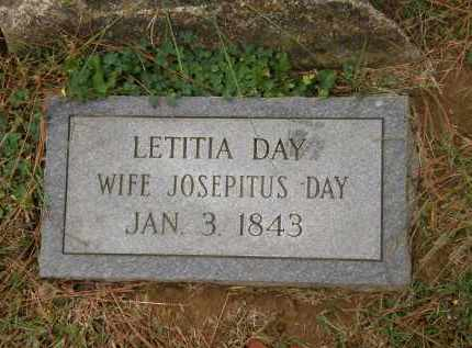 DAY, JOSEPHITUS - Athens County, Ohio | JOSEPHITUS DAY - Ohio Gravestone Photos