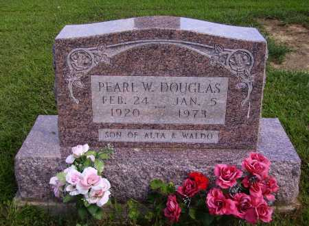 DOUGLAS, PEARL W. - OVERALL VIEW - Athens County, Ohio | PEARL W. - OVERALL VIEW DOUGLAS - Ohio Gravestone Photos
