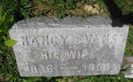 EVANS BEASLEY, NANCY - Athens County, Ohio | NANCY EVANS BEASLEY - Ohio Gravestone Photos