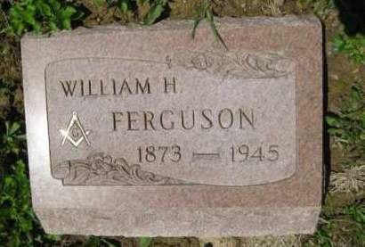 FERGUSON, WILLIAM H. - Athens County, Ohio | WILLIAM H. FERGUSON - Ohio Gravestone Photos