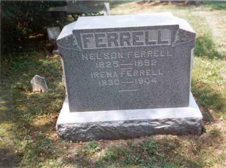FERRELL, IRENA - Athens County, Ohio | IRENA FERRELL - Ohio Gravestone Photos