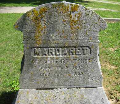 FISHER, MARGARET - Athens County, Ohio | MARGARET FISHER - Ohio Gravestone Photos