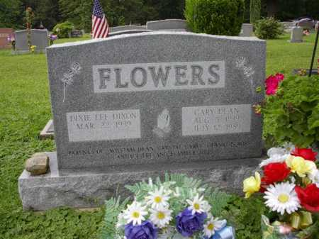 DIXON FLOWERS, DIXIE LEE - Athens County, Ohio | DIXIE LEE DIXON FLOWERS - Ohio Gravestone Photos