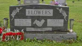 FLOWERS, LOLA L. - Athens County, Ohio | LOLA L. FLOWERS - Ohio Gravestone Photos