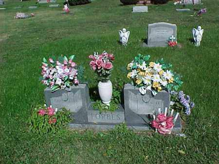 FORBES, JOHN DEWEY - Athens County, Ohio | JOHN DEWEY FORBES - Ohio Gravestone Photos