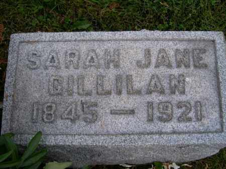 WEBSTER GILLILAN, SARAH - Athens County, Ohio | SARAH WEBSTER GILLILAN - Ohio Gravestone Photos
