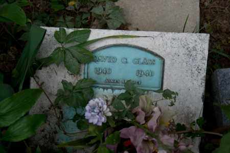 GLASS, DAVID C - Athens County, Ohio | DAVID C GLASS - Ohio Gravestone Photos