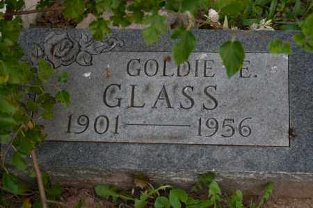 BARTLETT GLASS, GOLDIE E - Athens County, Ohio | GOLDIE E BARTLETT GLASS - Ohio Gravestone Photos