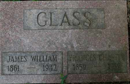 GLASS, JAMES WILLIAM - Athens County, Ohio | JAMES WILLIAM GLASS - Ohio Gravestone Photos