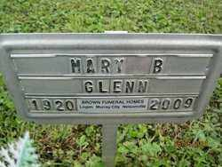GLENN, MARY BELLE - Athens County, Ohio | MARY BELLE GLENN - Ohio Gravestone Photos
