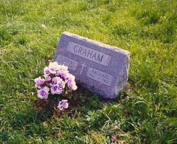 SIX GRAHAM, RACHEL - Athens County, Ohio | RACHEL SIX GRAHAM - Ohio Gravestone Photos