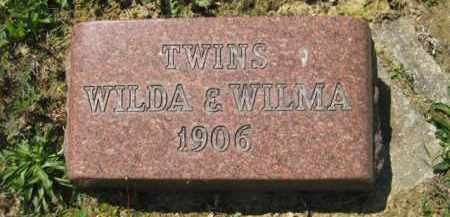 BROWN?, WILMA - Athens County, Ohio | WILMA BROWN? - Ohio Gravestone Photos