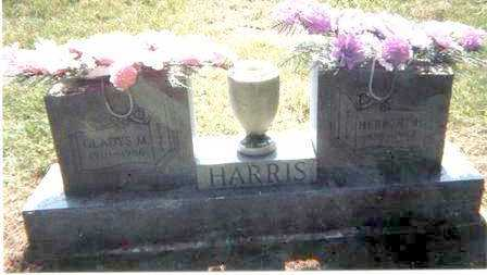 HARRIS, GLADYS - Athens County, Ohio | GLADYS HARRIS - Ohio Gravestone Photos