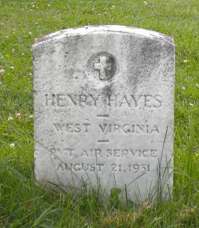 HAYES, HENRY - Athens County, Ohio | HENRY HAYES - Ohio Gravestone Photos