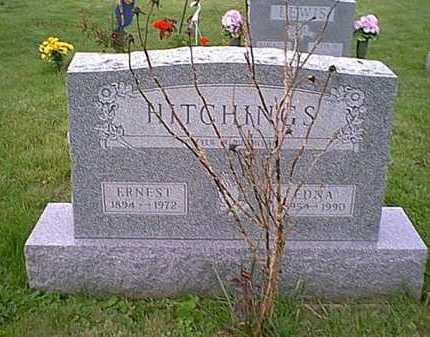 HITCHINGS, EDNA - Athens County, Ohio | EDNA HITCHINGS - Ohio Gravestone Photos