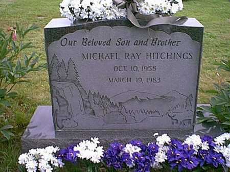 HITCHINGS, MICHAEL RAY - Athens County, Ohio | MICHAEL RAY HITCHINGS - Ohio Gravestone Photos
