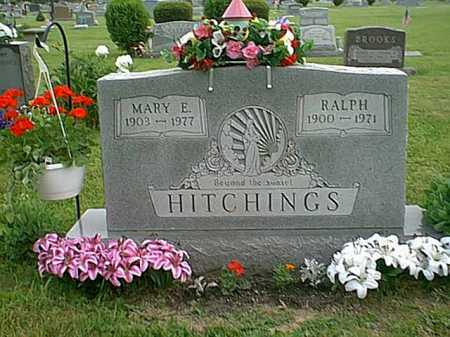 HITCHINGS, RALPH - Athens County, Ohio | RALPH HITCHINGS - Ohio Gravestone Photos
