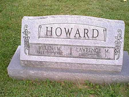HOWARD, HELEN M. - Athens County, Ohio | HELEN M. HOWARD - Ohio Gravestone Photos