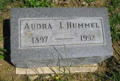 HUMMEL, AUDRA I. - Athens County, Ohio | AUDRA I. HUMMEL - Ohio Gravestone Photos