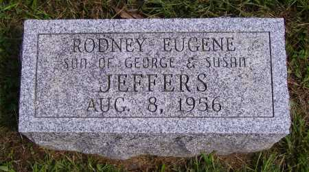 JEFFERS, RODNEY EUGENE - Athens County, Ohio | RODNEY EUGENE JEFFERS - Ohio Gravestone Photos