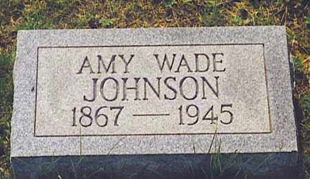 JOHNSON, AMY - Athens County, Ohio | AMY JOHNSON - Ohio Gravestone Photos