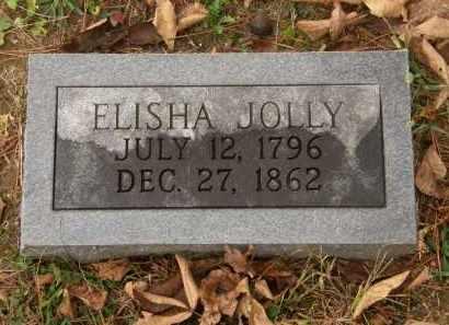 JOLLY, ELISHA - Athens County, Ohio | ELISHA JOLLY - Ohio Gravestone Photos