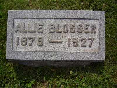 KENNEDY, ALLIE - Athens County, Ohio | ALLIE KENNEDY - Ohio Gravestone Photos