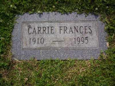 KENNEDY, CARRIE FRANCES - Athens County, Ohio | CARRIE FRANCES KENNEDY - Ohio Gravestone Photos