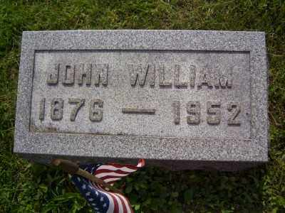 KENNEDY, JOHN WILLIAM - Athens County, Ohio | JOHN WILLIAM KENNEDY - Ohio Gravestone Photos