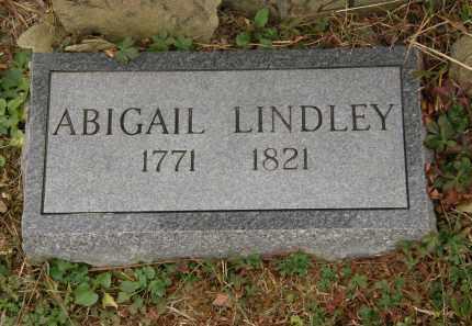 LINDLEY, ABIGAIL - Athens County, Ohio   ABIGAIL LINDLEY - Ohio Gravestone Photos