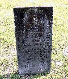 LINSCOTT, SARAH NANCY - Athens County, Ohio | SARAH NANCY LINSCOTT - Ohio Gravestone Photos