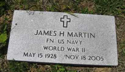 MARTIN, JAMES H. - Athens County, Ohio | JAMES H. MARTIN - Ohio Gravestone Photos