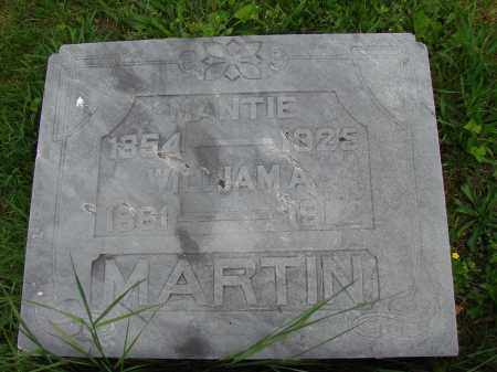 MARTIN, WILLIAM A. - Athens County, Ohio | WILLIAM A. MARTIN - Ohio Gravestone Photos