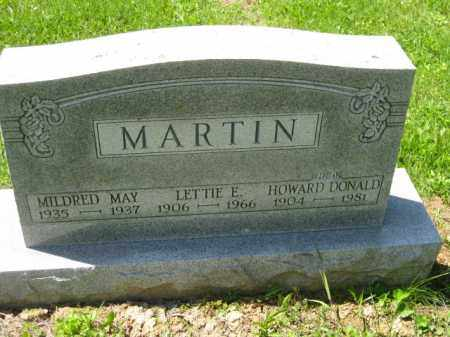 MARTIN, HOWARD DONALD - Athens County, Ohio | HOWARD DONALD MARTIN - Ohio Gravestone Photos