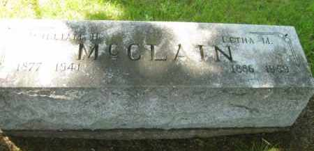 MC CLAIN, LETHA M. - Athens County, Ohio | LETHA M. MC CLAIN - Ohio Gravestone Photos