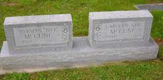 "MCCUNE, HERMAN ""BIFF"" - Athens County, Ohio 